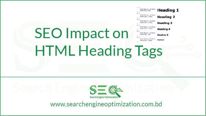 HTML Heading Tags For SEO